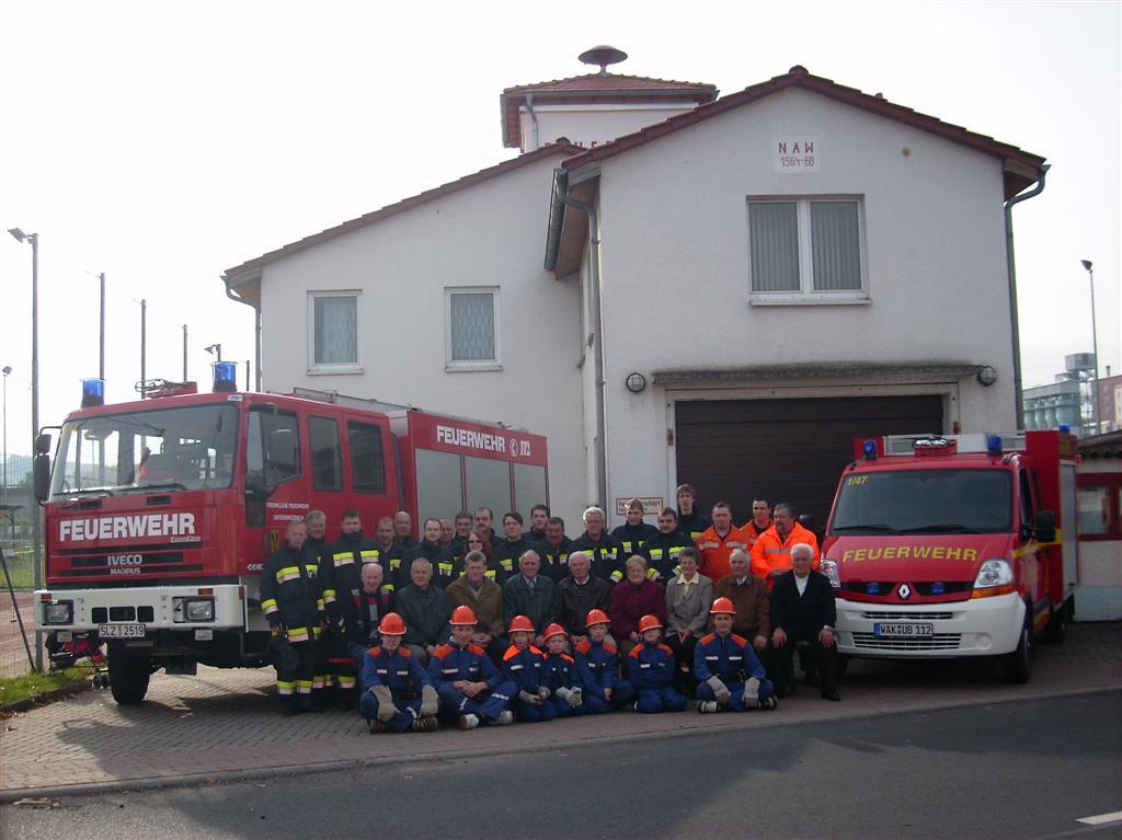 Feuerwehr Unterbreizbach
