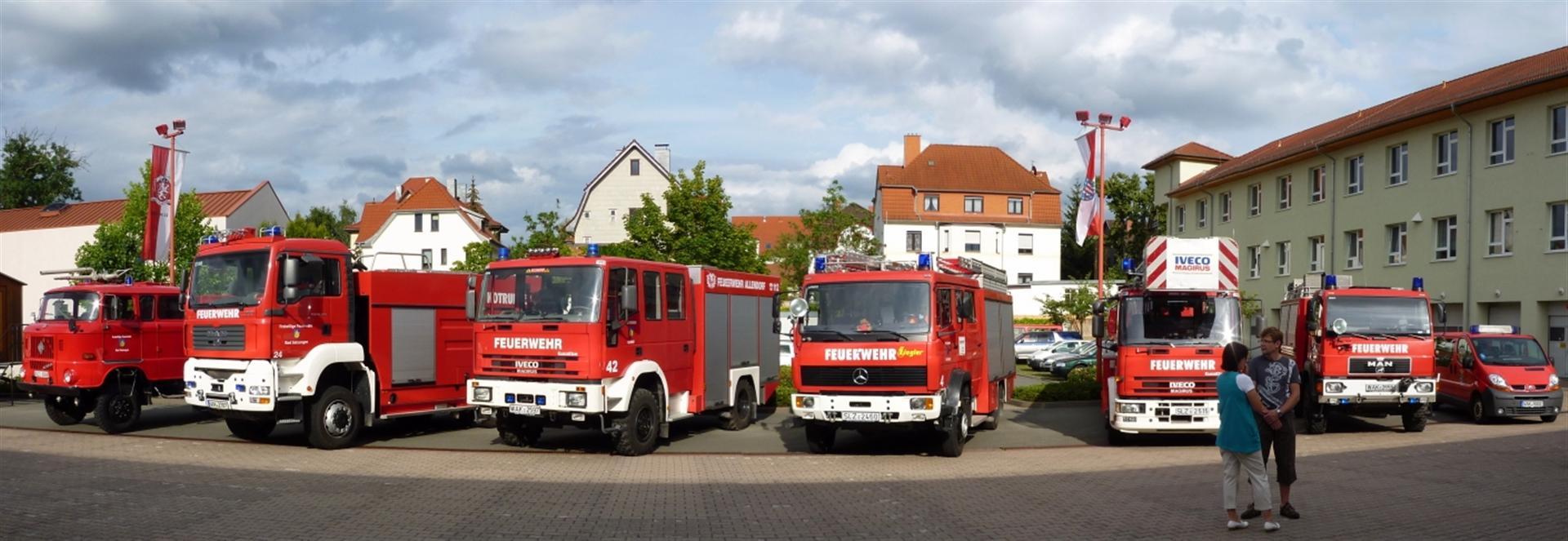 Allgemeines Feuerwehr Unterbreizbach